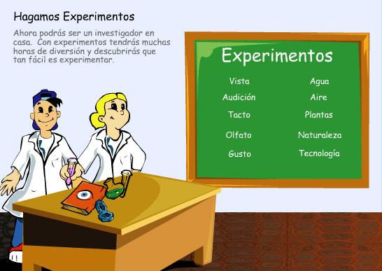 http://www.rena.edu.ve/primeraetapa/experimentos/swf/HagamosExperimentos.swf