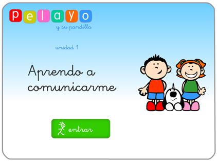 Resultado de imagen de PELAYO APRENDO A COMUNICARME
